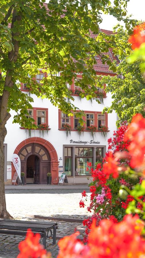 Square Gotha Thuringia