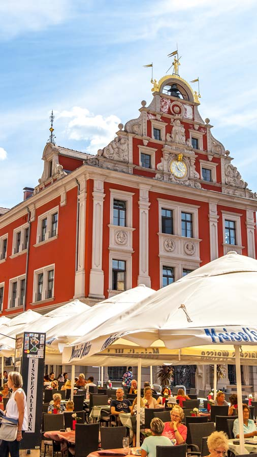 Gotha Thuringia