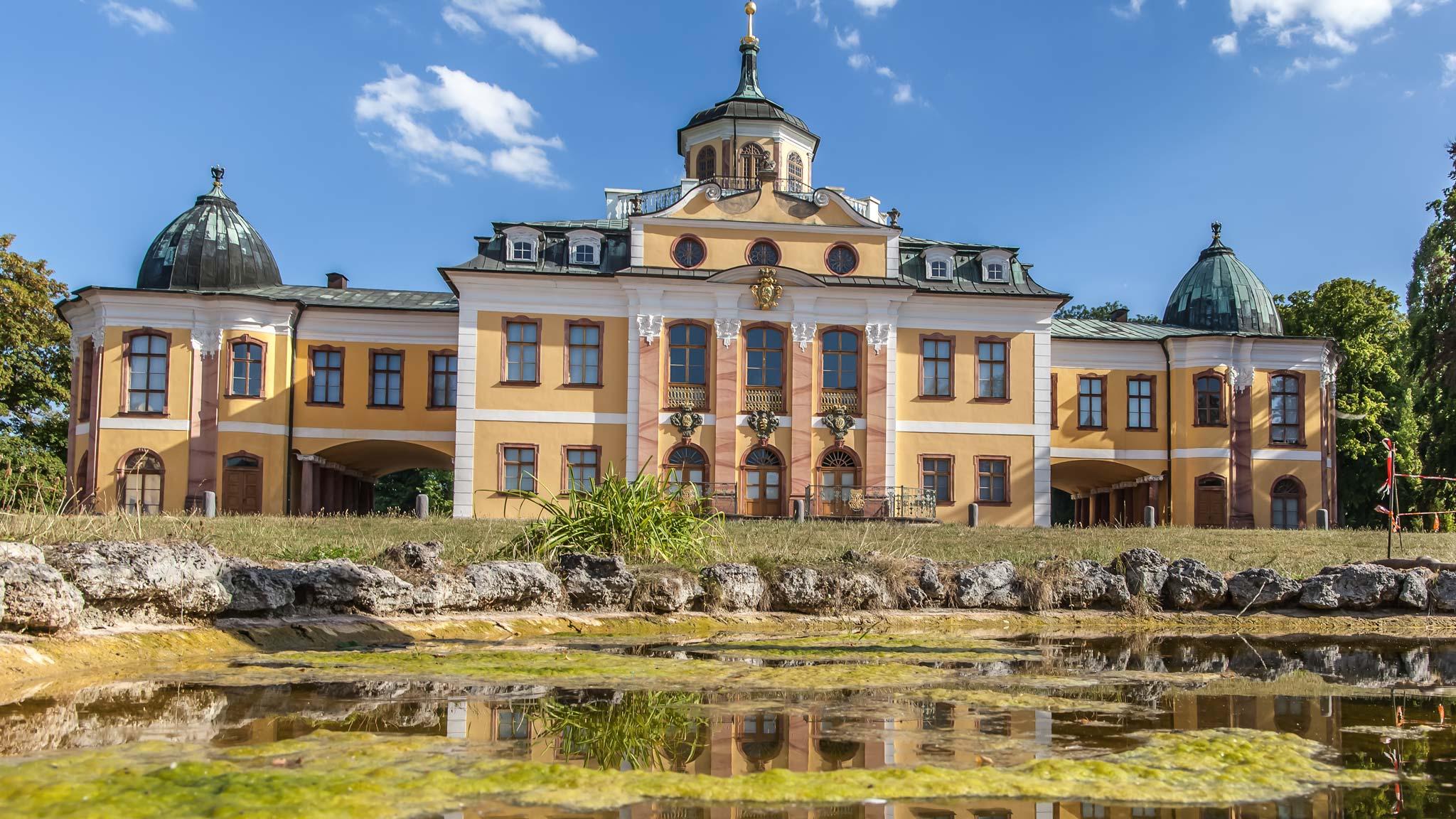castle Weimar Thuringia