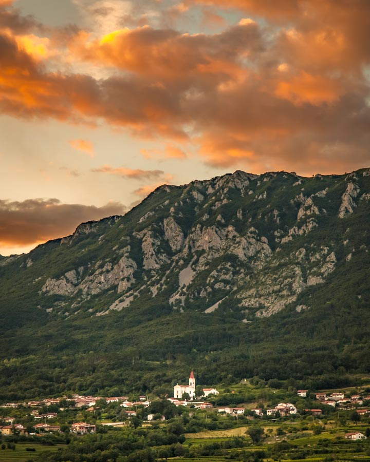 Vipava Valley Slovenia