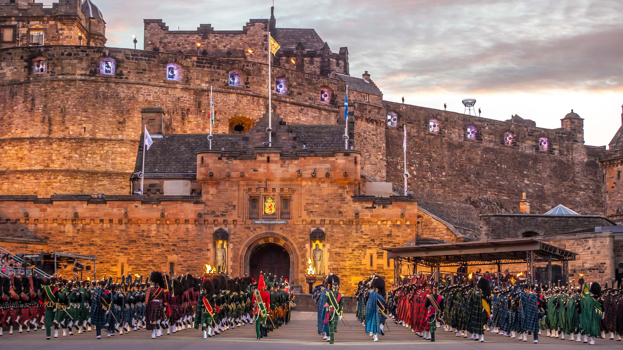 Edinburgh Festivals