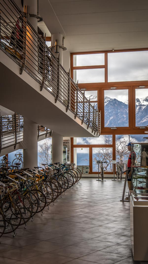 Ghisallo Cycling Museum