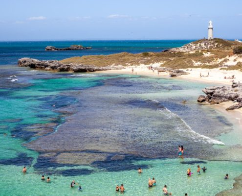 Perth, Fremantle and Rottnest Island