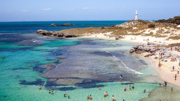 Perth, Fremantle and Rottnest Island