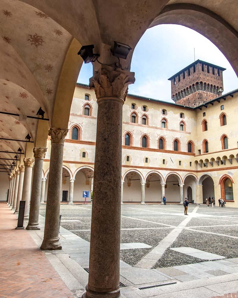 Sforzesco Castel