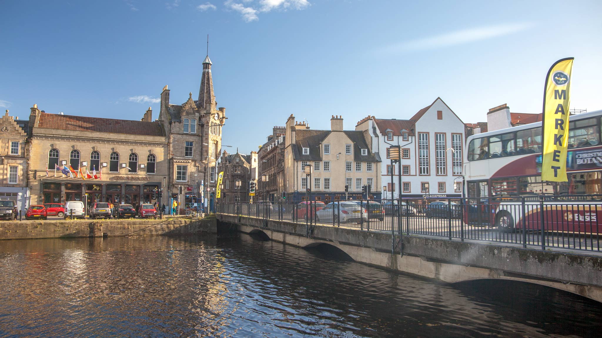 Leith Food Guide