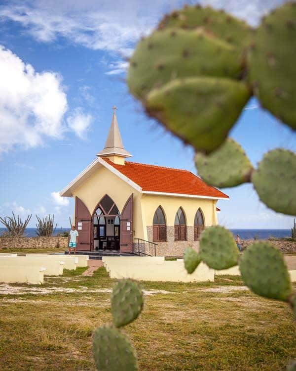 Aruba Altovista Church