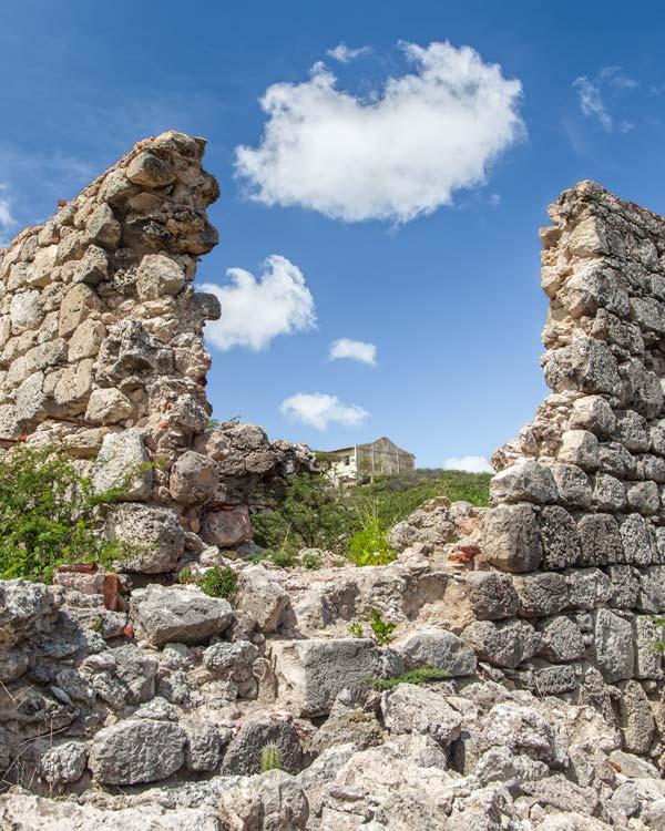 Aruba Balashi Ruins