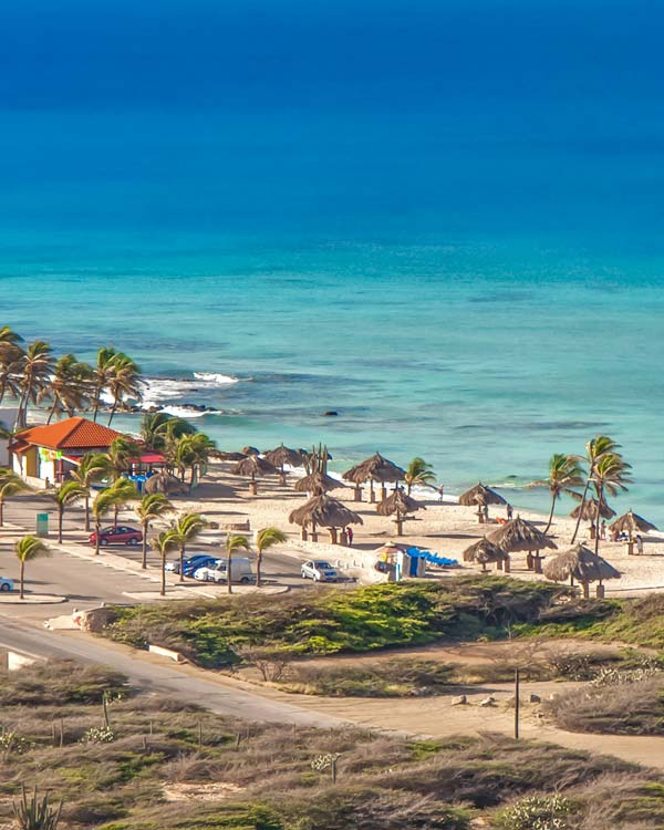 Aruba California Lighthouse View
