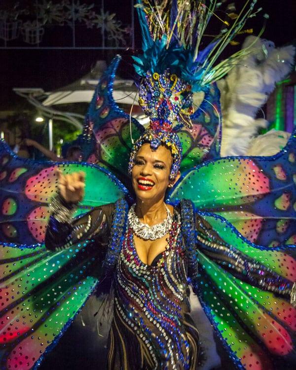 Aruba San Nicolas Carnival