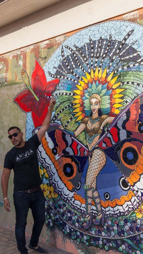 Aruba San Nicolas Street Art Tour