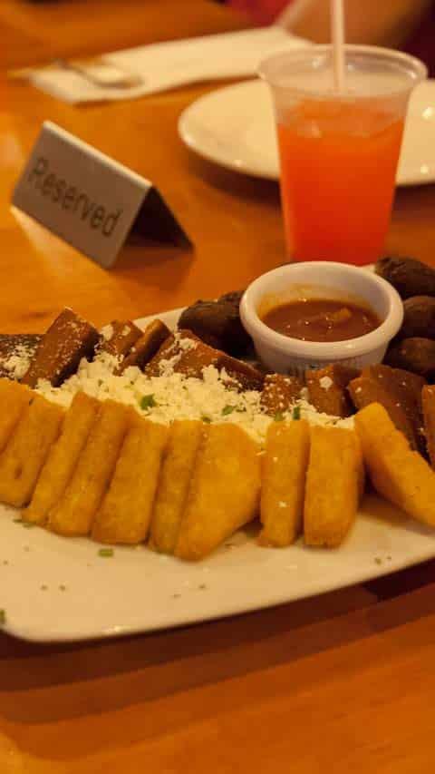 Aruba Local Food