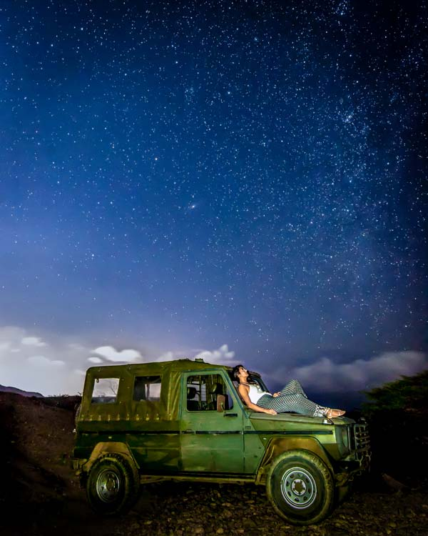 Stargazing in Aruba