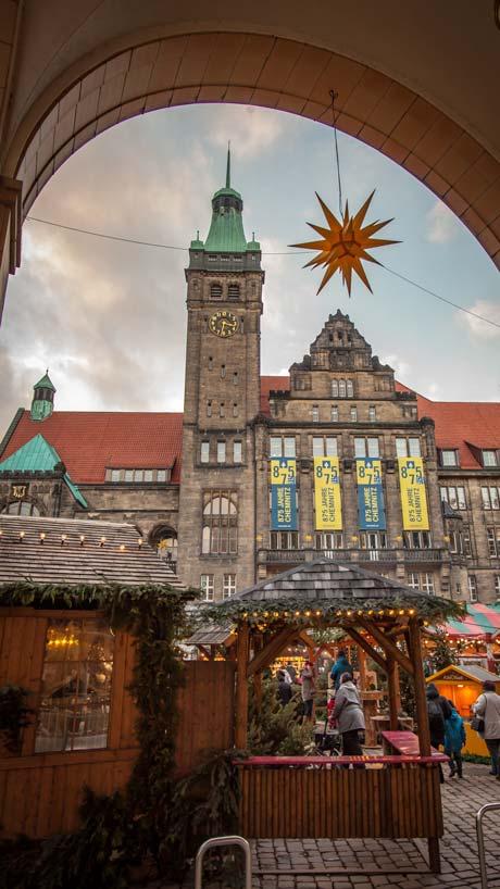 Chemnitz Christmas Market
