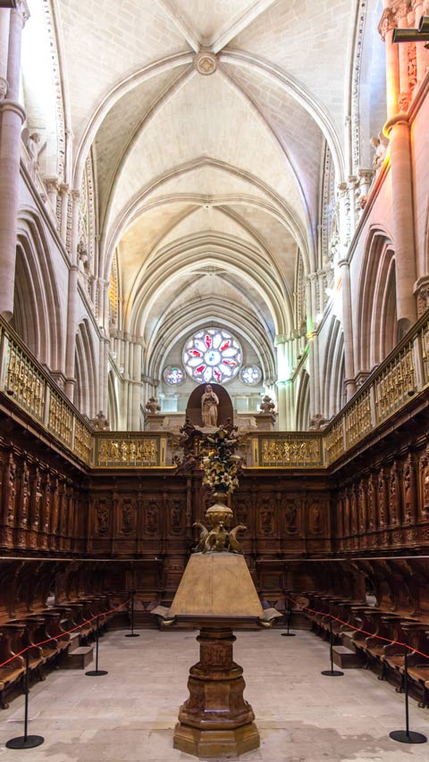 Cuenca-Spain-Cathedral