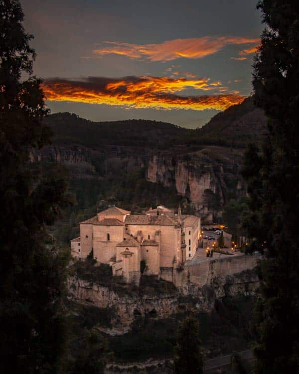 Cuenca Spain Sunrise