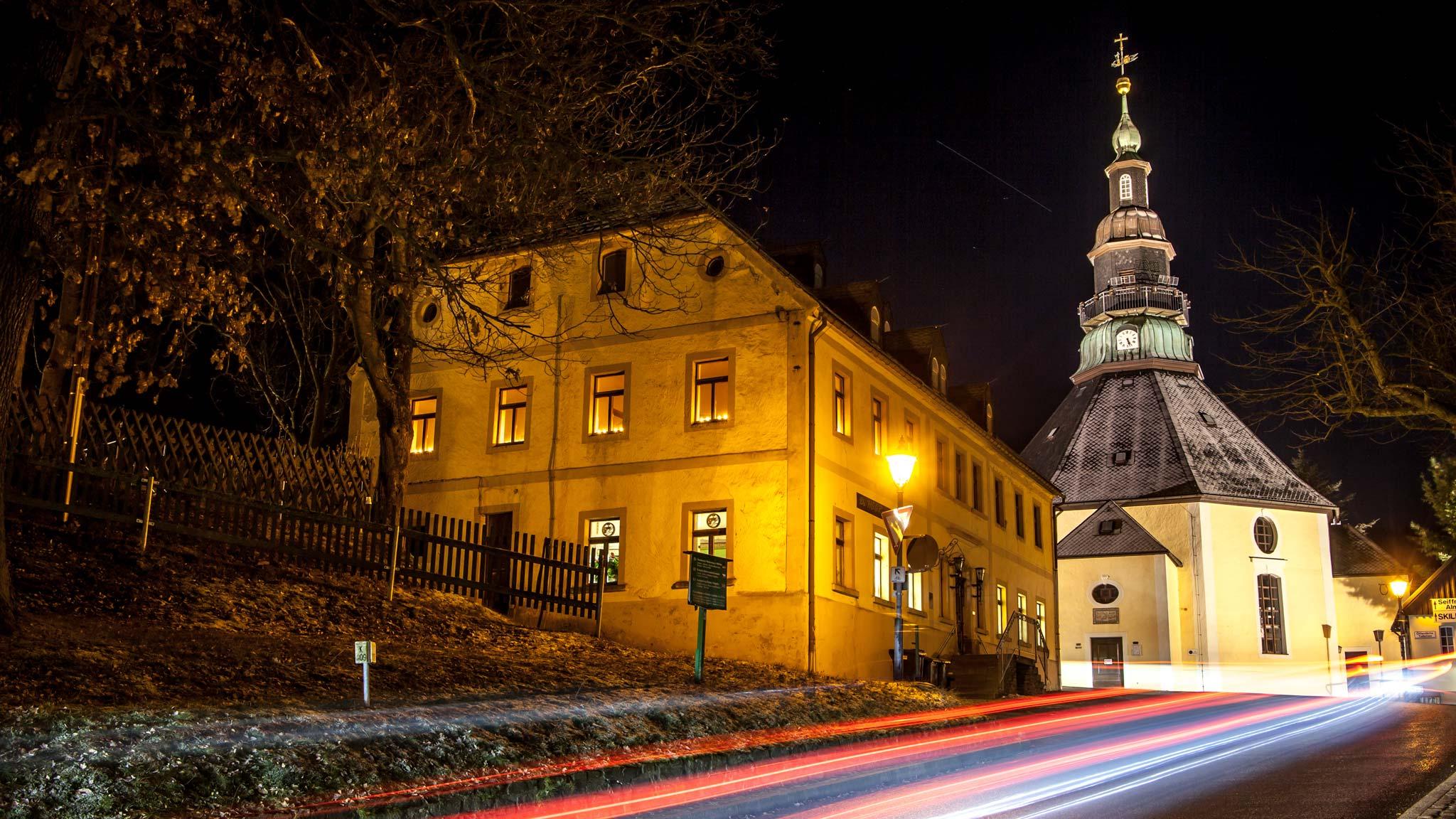 Mountain Church Seiffen