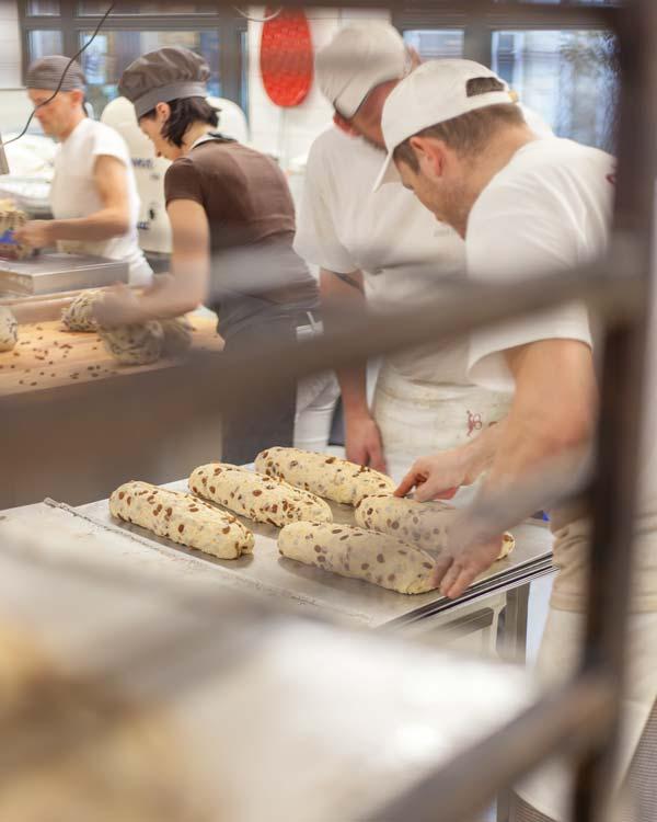 Baking Dresdner Christstollen