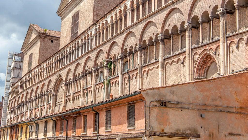 Ferrara buildings