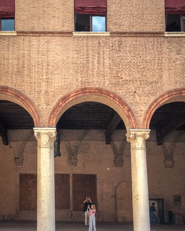 Ferrara Castle