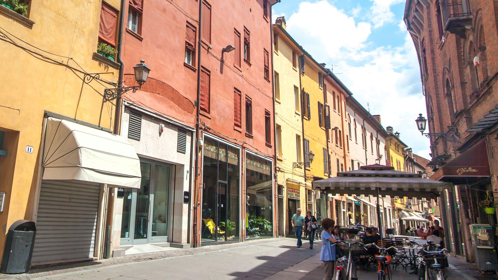 Ferrara snack bars