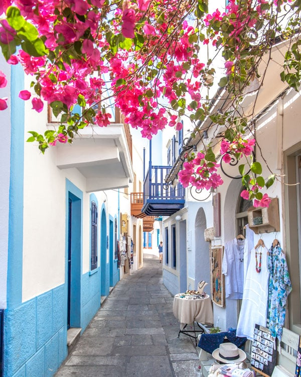 Nisyros Island Greece