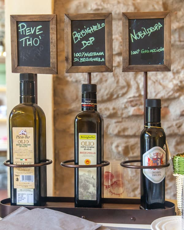 Brisighella Olive Oil