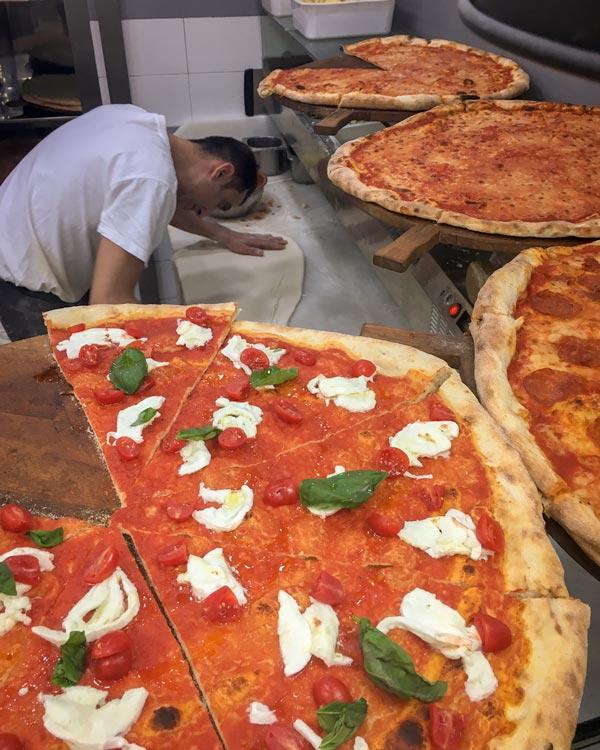 Pizza Emilia Romagna
