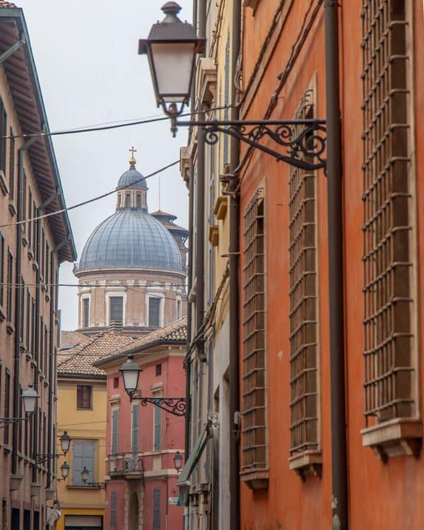 Reggio Emilia Rooftops