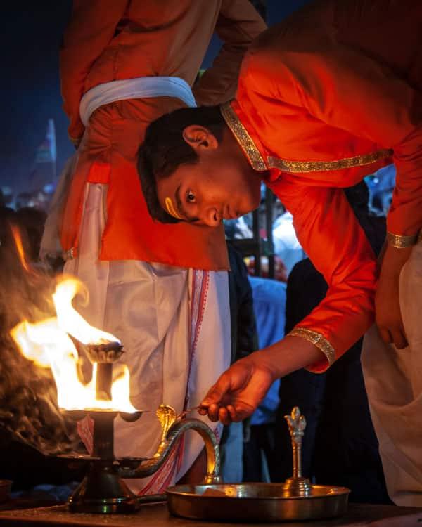 Kumbh Mela Aarti