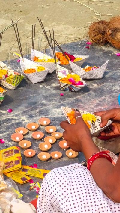 Kumbh Mela Offerings
