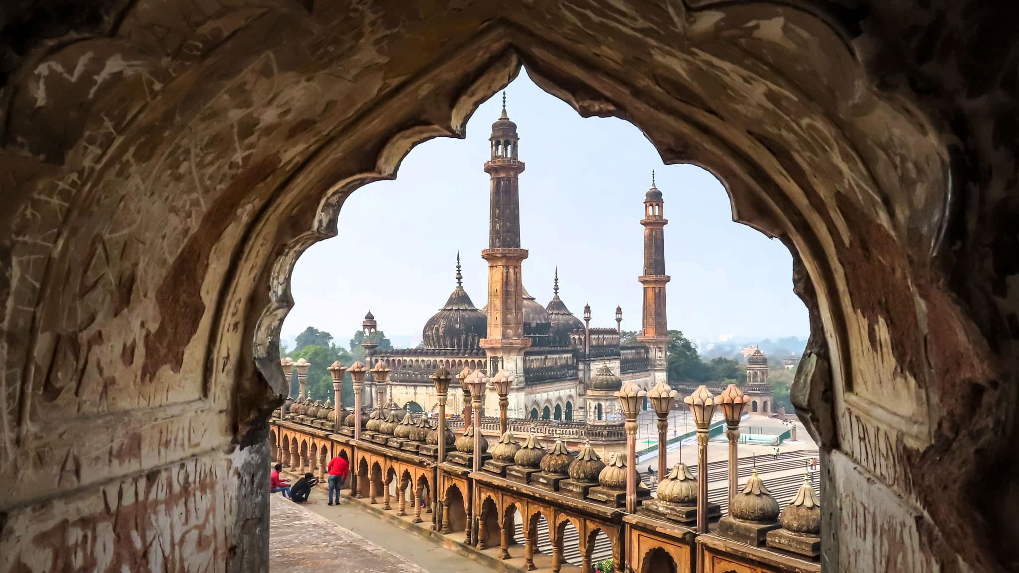 Lucknow Mosque