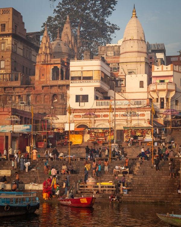 Varanasi Sunrise