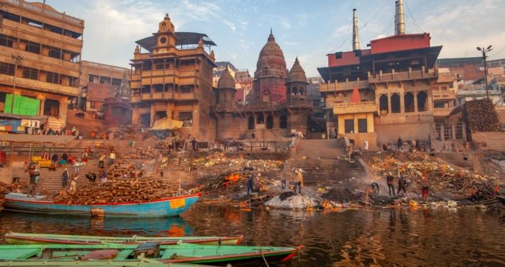 Cremations Varanasi