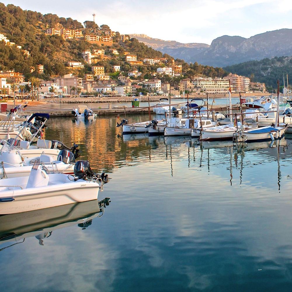 Soller Mallorca Spain