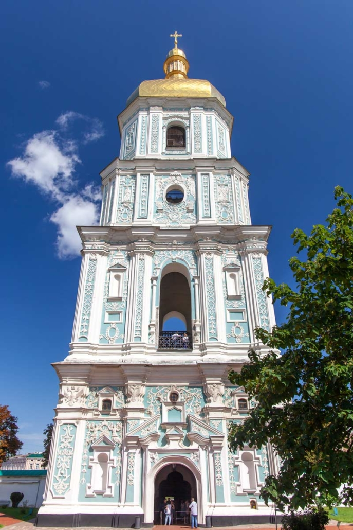 St Sophias Cathedral Tower