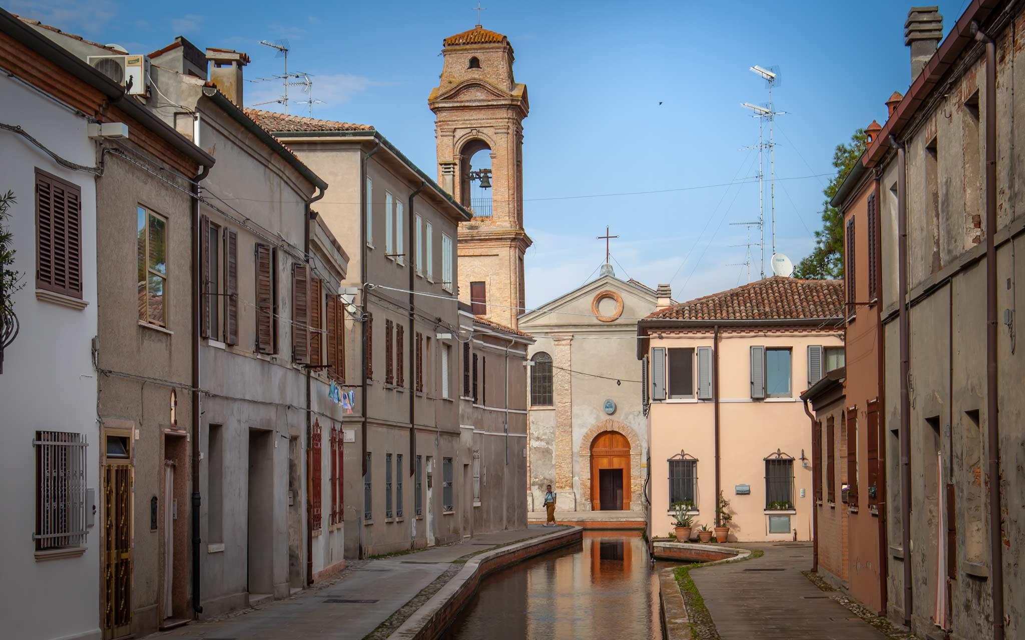 Comacchio Emilia Romagna