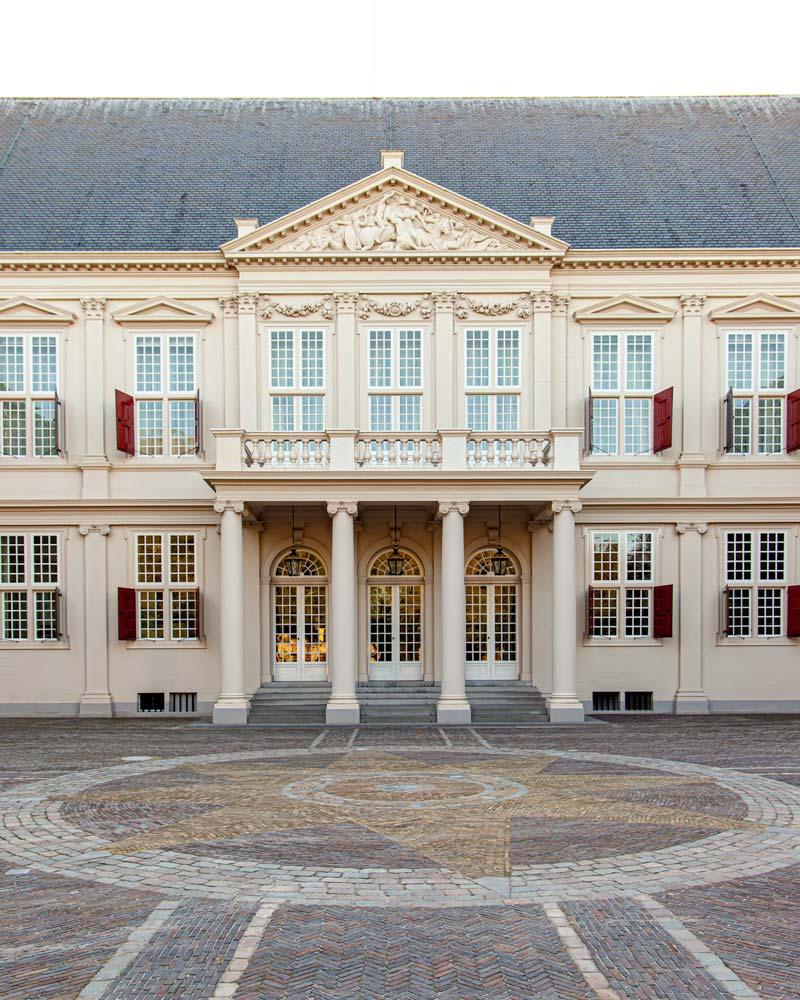The Royal Palace The Hague