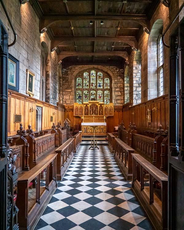 Durham Castle Chapel