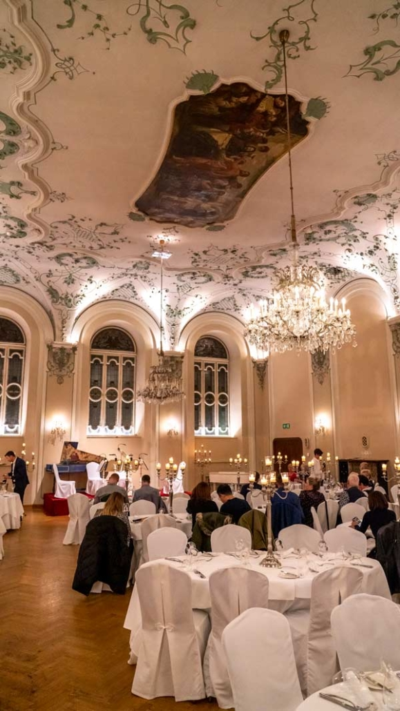 Enjoy a classical concert while dining in Salzburg