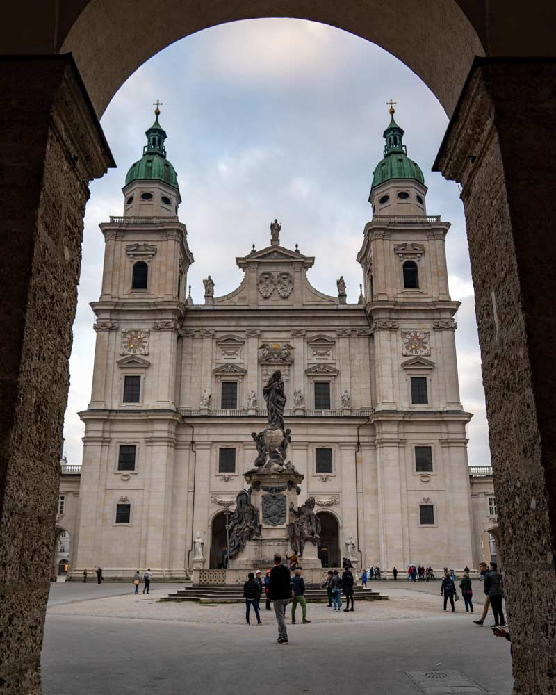 Grand Architecture in Salzburg