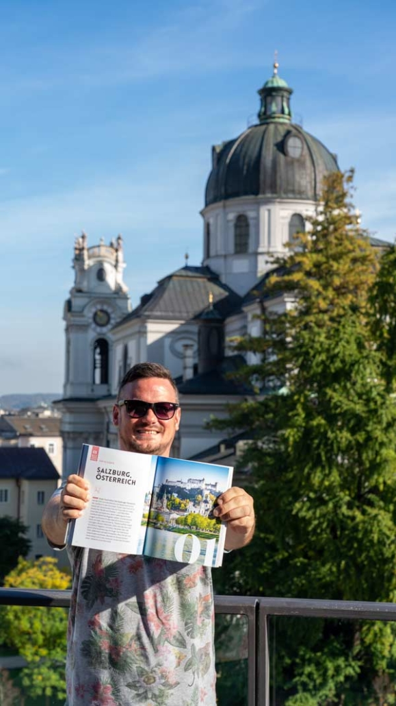 Lonely Planet awards Salzburg Best City 2020