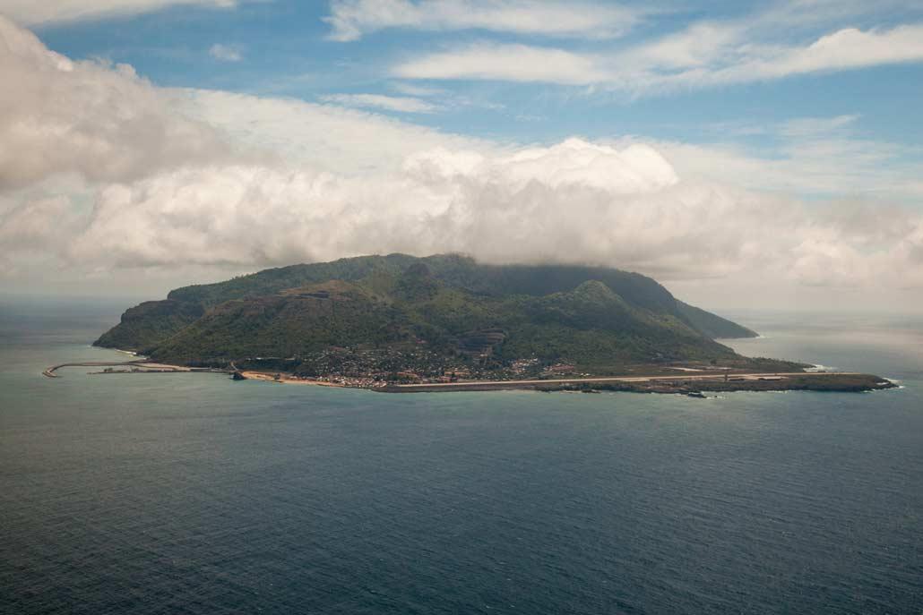 Annobon islands