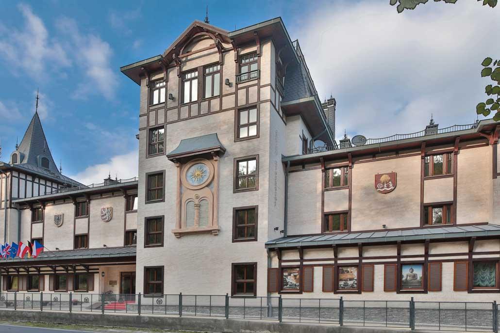 Retro Riverside Spa Hotel Karlovy Vary