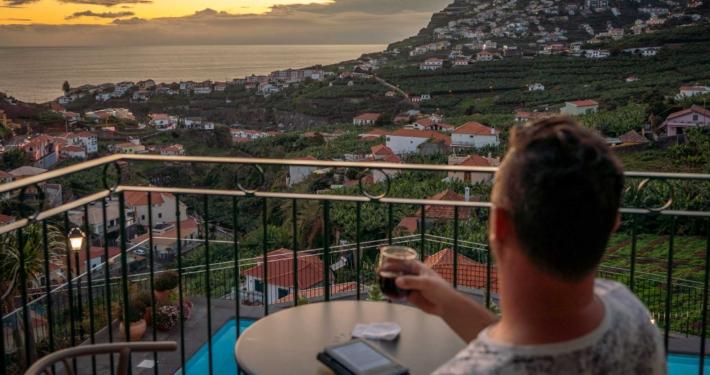 Dan in Madeira Quinta da Saraiva discount code
