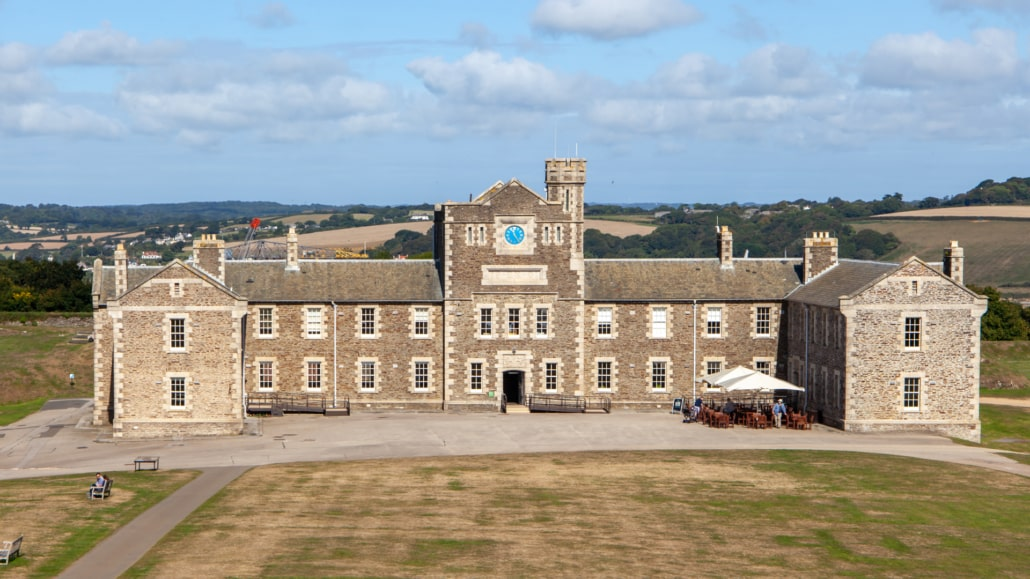 Pendennis in Cornwall